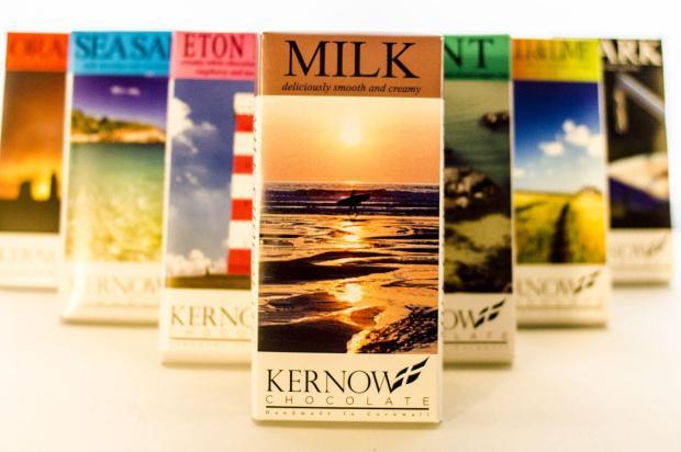 Kernow Chocolate Bars
