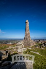 Carn Brea Monument 1